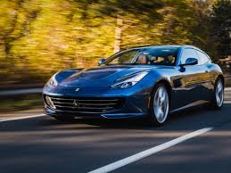 2018 ferrari gtc4lusso. perfect gtc4lusso pietro virgolin senior product manager for ferrariu0027s new gtc4lusso freely  admits that its predecessor the ff was a polarizing design on 2018 ferrari gtc4lusso