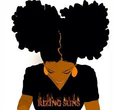 Image result for afro puff clipart