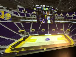 Chase Center Seating Chart View San Francisco Chase Center 18 054 Page 29 Skyscrapercity