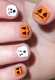 Halloween Nail Art Designs – Acrylic Nail Designs