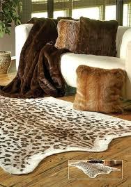 faux animal hide rugs faux leopard hide rug x fur rugs faux animal hide rugs