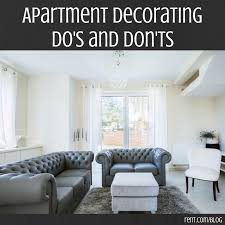 Decorating An Apartment Property