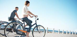 Image result for bicycle in summer