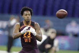 WR N'Keal Harry Vows He Won't Slip Past ...