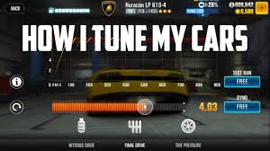 Csr2 Tuning Chart Csr2 Racing How I Tune My Cars Included 0 100 Tune