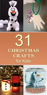 Best 25 Christmas Crafts For Kids Ideas On Pinterest  Kids Christmas Crafts For Adults Pinterest