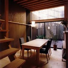 Small Picture natural modern interiors Small House Design A Japanese Open House