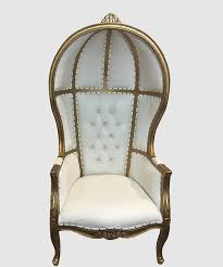 Image Dome 260 Click Alibaba Dome Chair White And Gold Royalty Furniture Store