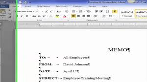 saylor org prdv word processing creating a block style saylor org prdv003 word processing creating a block style business memo