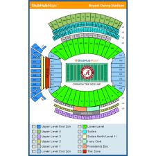 Bryant Denny Stadium Tuscaloosa Event Venue Information