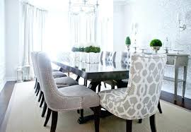 round dining table with upholstered chairs furniture farmhouse dining table with upholstered chairs