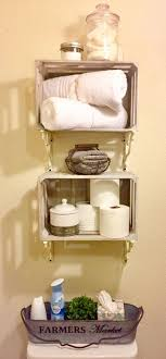 Decorating The Bathroom 17 Best Ideas About Bathroom Shelf Decor On Pinterest Half Bath