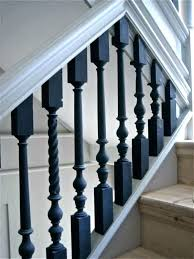 replace stair railing. Railing Spindles Iron Stair Black White Handrails Balusters . Staircase Replace W
