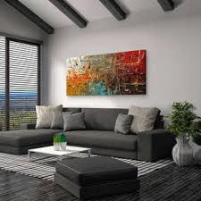 safe and sound horizontal canvas wall art decoration interior living room grey color stripe pattern unique on horizontal canvas wall art with wall art designs best horizontal canvas wall art abstract large