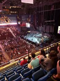 Mohegan Sun Arena Section 115 Concert Seating Mohegan Sun