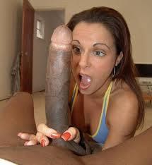 Big dick looking woman