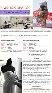 Fashion Designing Course Fees Details Starting Intensive Course Group Course Dubai In Design