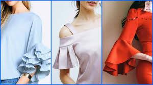 New Baju Design 2019 New Stylish Sleeves Designs For Kurti 2018 2019 Latest
