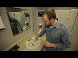 how can i help a stinky bathroom sink