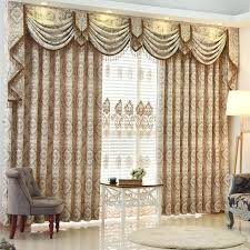 curtains for bay window new arrival luxury curtain bay window jacquard beautiful valance curtains for living room can can eyelet curtains be used on bay