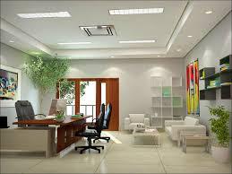 modern office interior design ideas. Office:Wonderful Modern Office Interior Design With Indoor Plant Decoration Room Decorating Ideas N