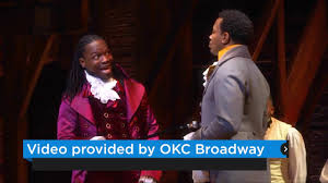 Okc Broadway Seating Chart Theater Review Hamilton Lives Up To The Hype At Okc Civic