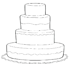 Cake Coloring Pictures Johnsimpkinscom