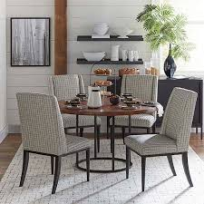 round tables round dining tables rh bassettfurniture com 48 inch round dining room table with leaf round dining room tables with leaf extensions