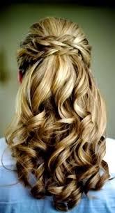 Coiffure Mariage Cheveux Mi Long Lachés Bouclés