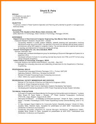 14 College Student Resume Examples Little Experience Graphic Resume