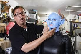 makeup artist plans for large scale milton special effects studio news santa rosas press gazette milton fl