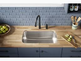 Mcallister Under Mount Single Bowl Kitchen Sink 31 78 X 18 116