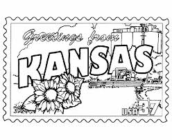 States United Fresh Of Oklahoma State Coloring Pages Photograph