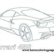 Absolutely Design Coloring Pages Ferrari 842 Logo Cars Laferrari