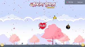 Angry birds seasons hogs and kisses music theme - YouTube