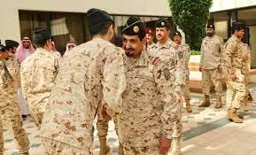وزارة الحرس الوطني بالقطاع الغربي تعايد منسوبيها - صحيفة مكة الإلكترونية