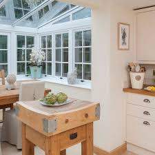 Bifold Kitchen Cabinet Doors Kitchen Extensions Ideal Home
