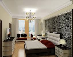 simple apartment bedroom. Apartment, Small Modern Stylish Apartment Interior Design Ideas Contemporary Style Master Bedroom Decorating With Simple S