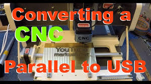Repair CNC machine and convert from parallel to <b>USB</b> for Mac ...