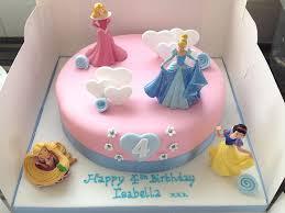 Children birthday cakes for Girls