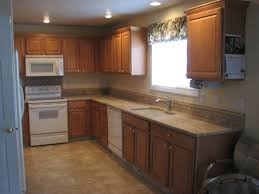 Cream Floor Tiles For Kitchen Kitchen Backsplash Ideas With Cream Cabinets Subway Tile