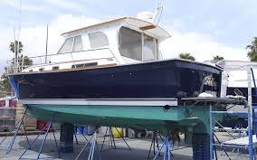 power boat bottom paint santa barbara