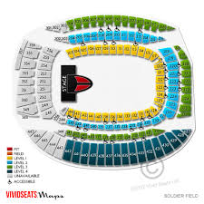 34 Meticulous One Direction Soldier Field Seating Chart
