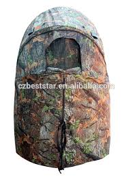 chair hunting blind. one man wildlife outdoor game chair hunting blind tent o