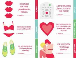 Relationship Coupon Book 23 Love Coupon Ideas For The Best Cheap Gift For Your Partner