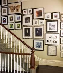 hallway framed artwork