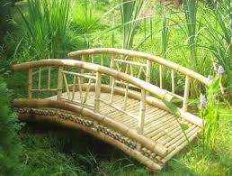 garden bridges. Interesting Bridges Bamboo Garden Bridges Throughout