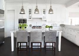 contemporary kitchen ideas. large contemporary kitchen pictures - inspiration for a u-shaped dark wood floor ideas