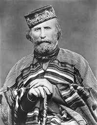 「Giuseppe Garibaldi shake hands with」の画像検索結果