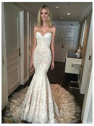 best 25 fitted wedding gown ideas